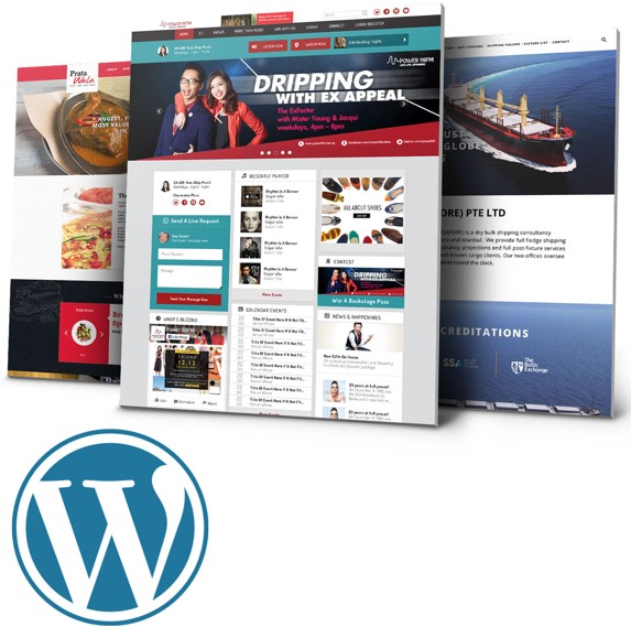 Wordpress Development Singapore