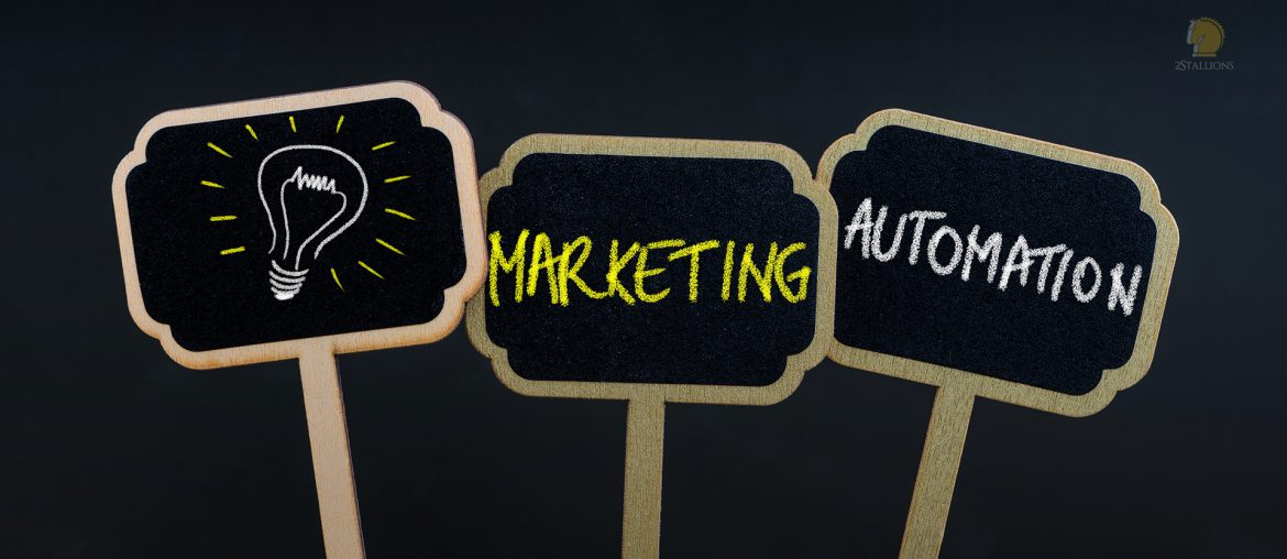 Marketing automation banner