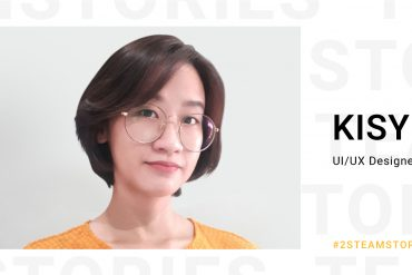 6 Questions with UI/UX Designer Kisy