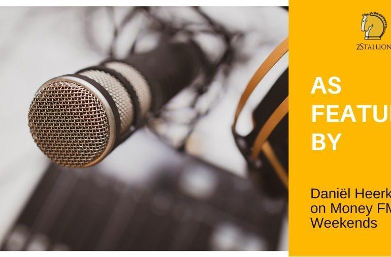 Digital Disruption -Daniël-Heerkens-on-Money-FM-89.3-Weekends