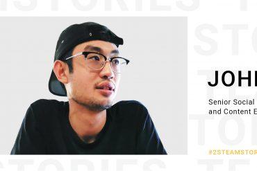 Social Media and Content Specialist, John Tan