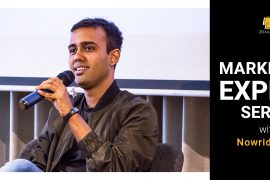 Digital marketing and personal branding with Nowrid Amin
