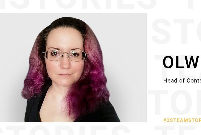 Content marketing with Olwen