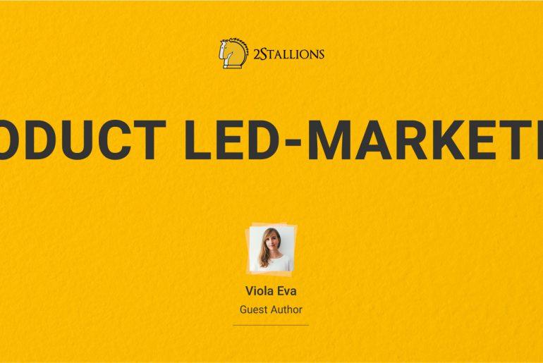 Product-Led Marketing with Viola Eva