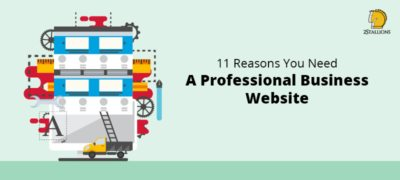 Reasons For A Professional Business Website - Feature