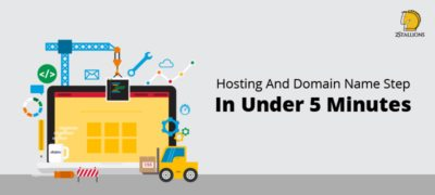Hosting & Domain Name Setup - Feature