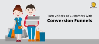 Turn Visitors To Customers With Conversion Funnels - Feature