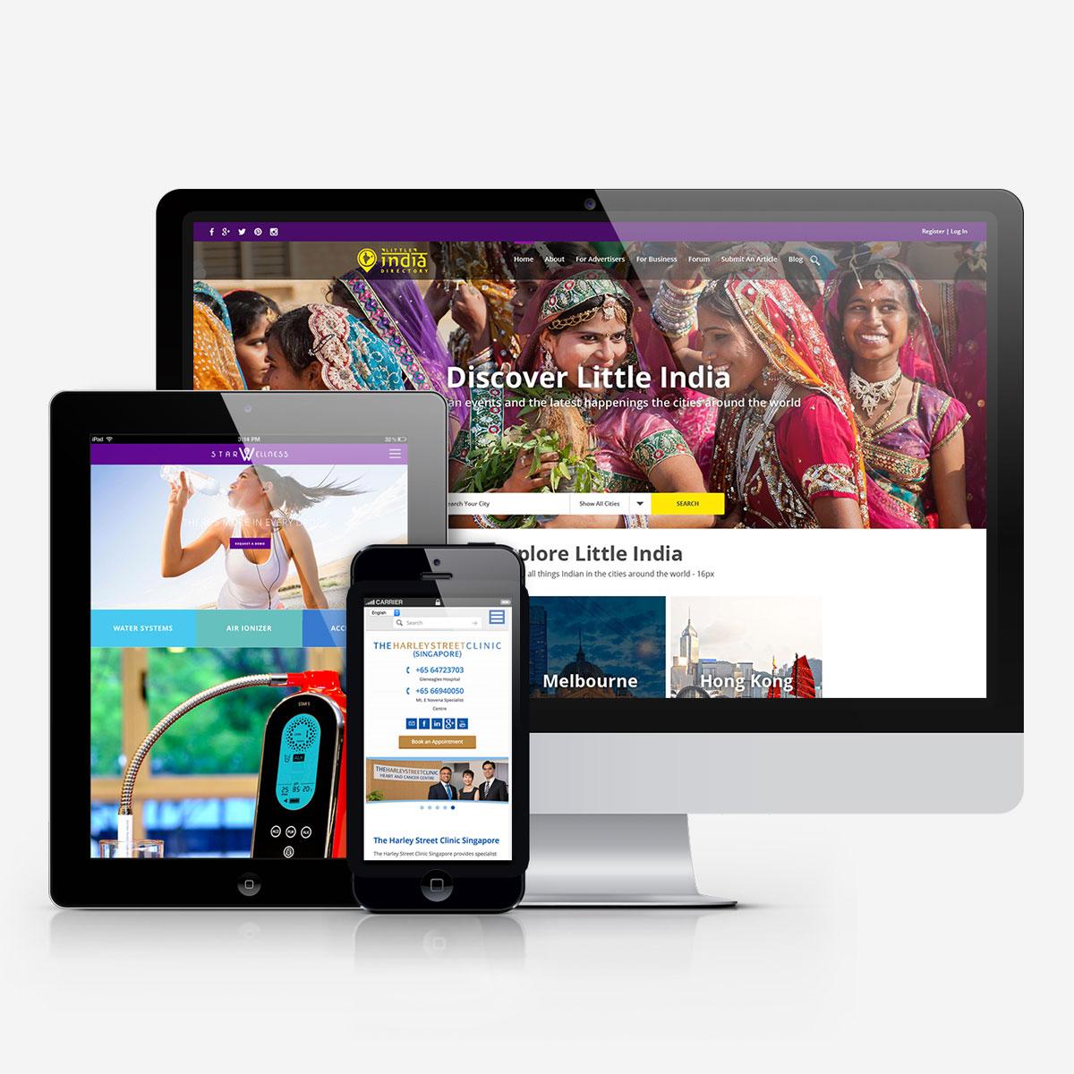 web and mobile development singapore