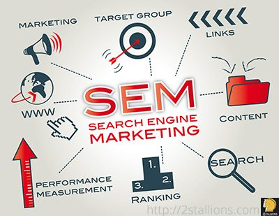Search Engine Marketing - PPC - 2Stallions