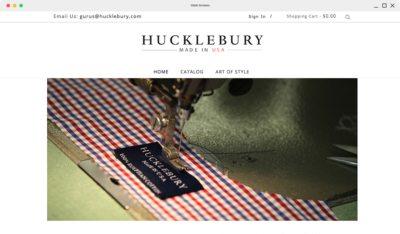 web hucklebury