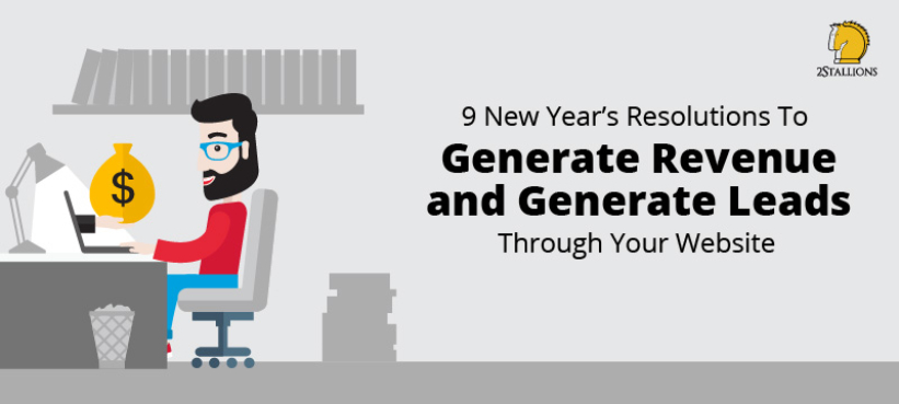 Generate Revenue And Leads Through Your Website - Feature