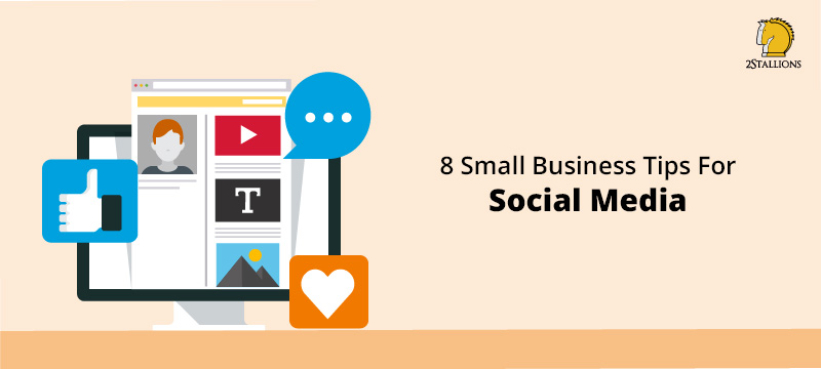 Tips For Small Business Social Media