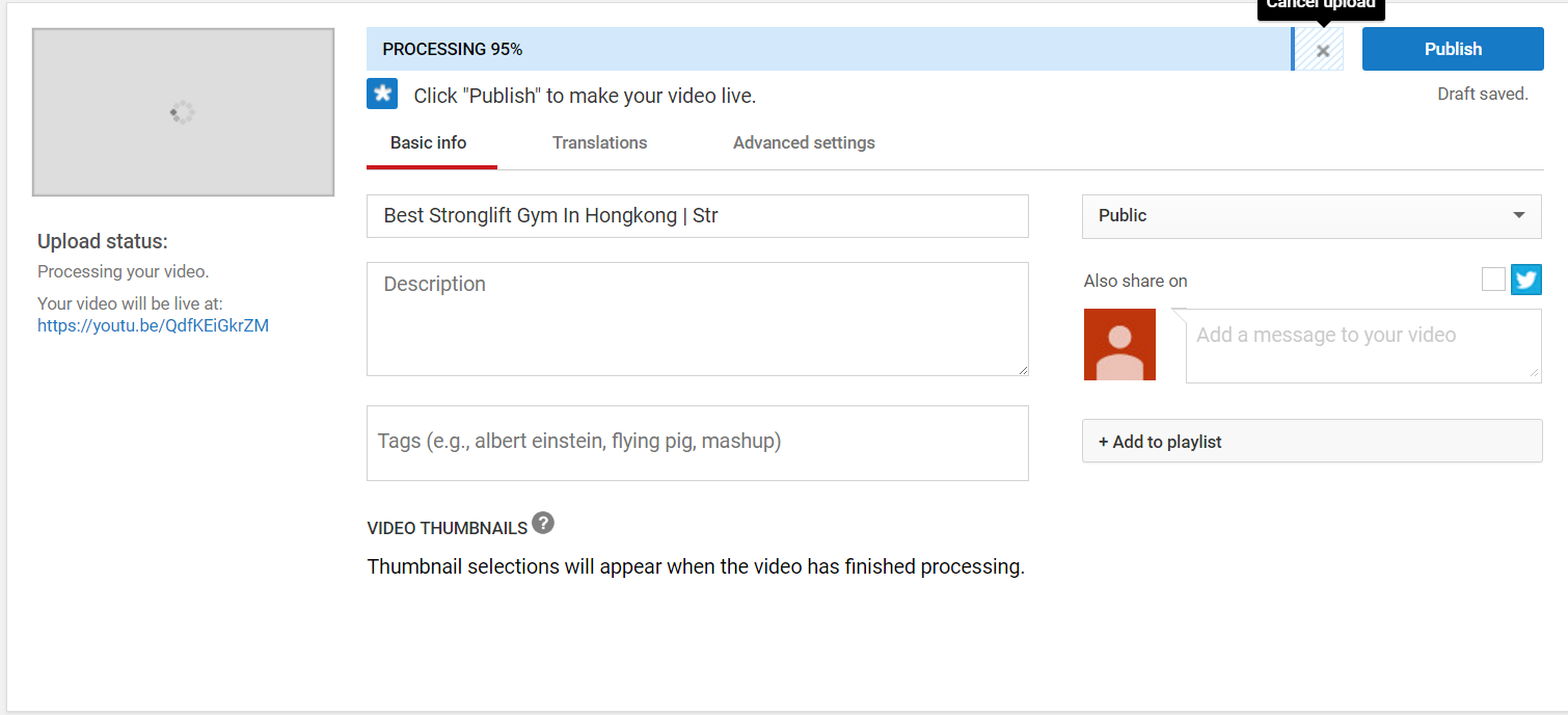 how to add channel tags on youtube 2017
