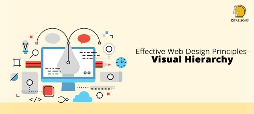 Effective Web Design Principles - Visual Hierarchy